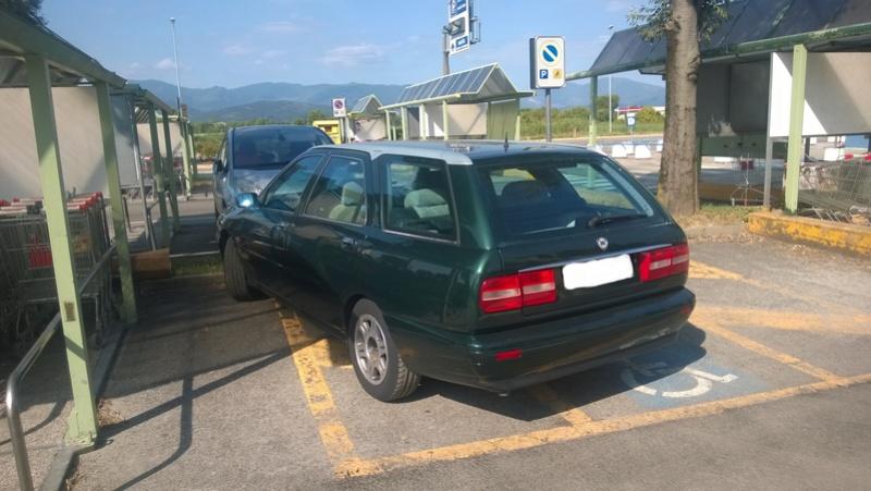Avvistamenti auto rare non ancora d'epoca - Pagina 5 Lancia12