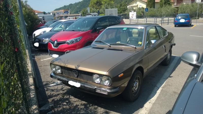 avvistamenti auto storiche - Pagina 21 Lancia18