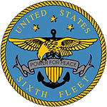 USN 6th Fleet