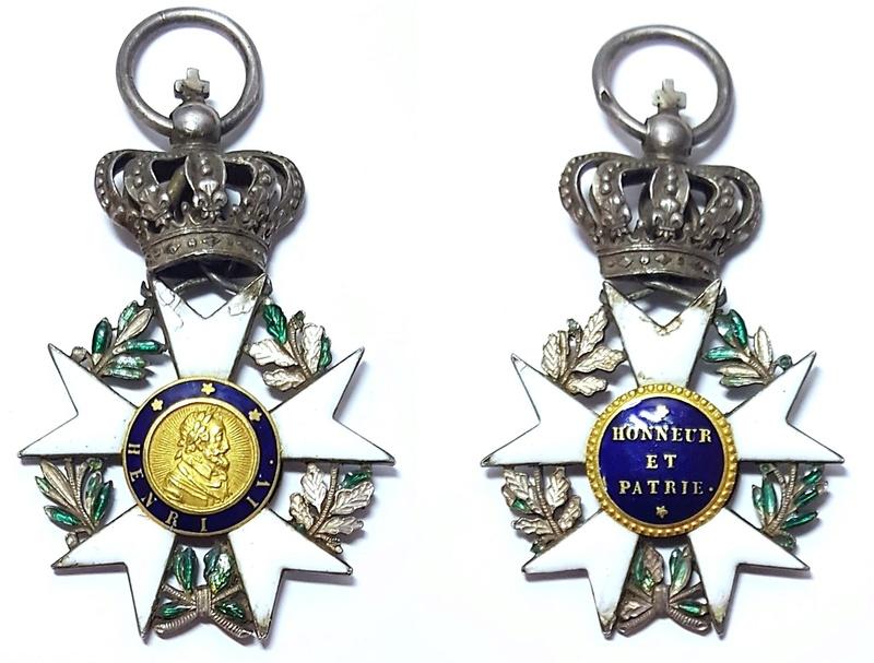 Légion d'honneur : Identification d'un centre inconnu 20160710