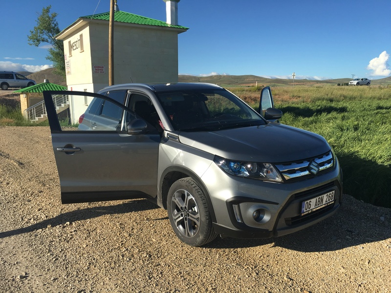 Galaxy Grey Vitara GLX from Turkey Img_2914