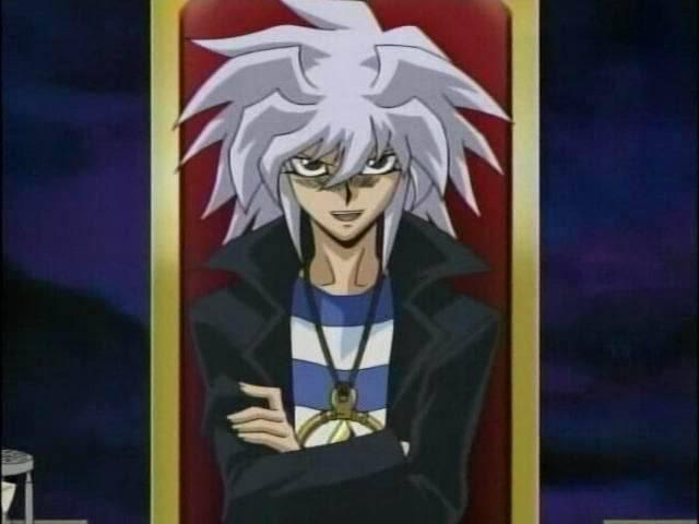 Azgabor, the strange little boy Bakura10
