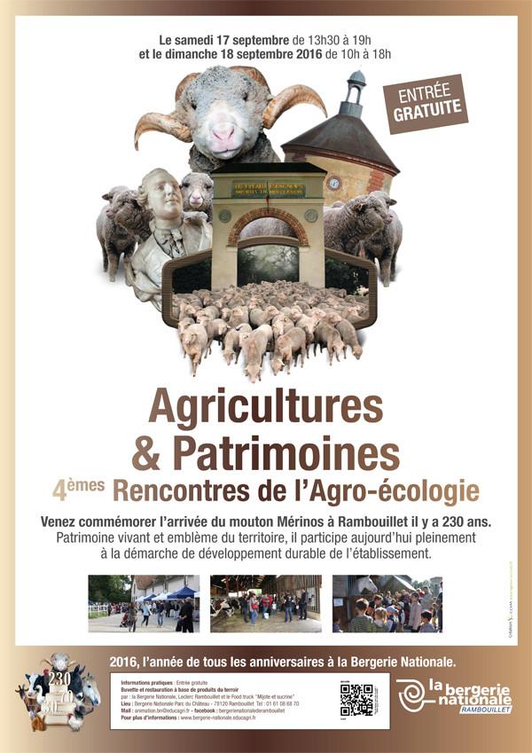 La Bergerie royale de Rambouillet Agricu10