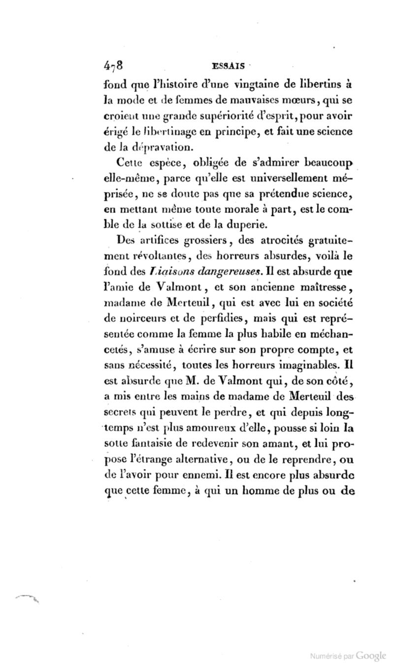 """Les """"Liaisons Dangereuses """",  de Choderlos de Laclos Books_10"""