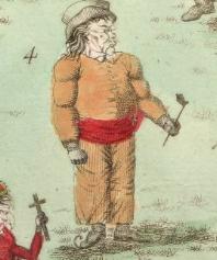 Le Jeu de Quilles républicain Canvas13