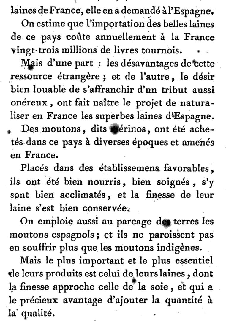 La Bergerie royale de Rambouillet Conten13