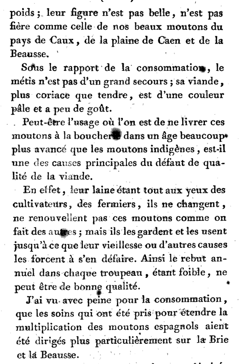 La Bergerie royale de Rambouillet Conten15