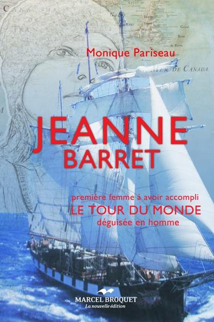 Jeanne Barret, botaniste et exploratrice Jeanne10