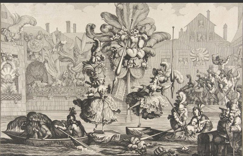Plumes et Plumassiers au XVIIIe siècle Le_tri10
