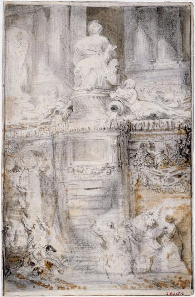 Le sculpteur Edme Bouchardon, une idée du beau. Www120