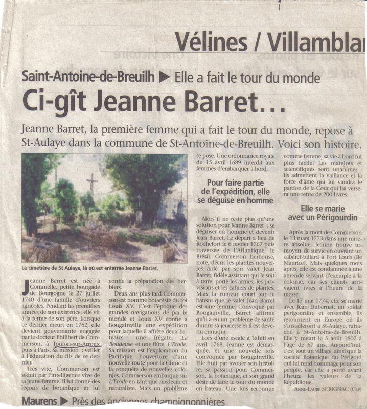 Jeanne Barret, botaniste et exploratrice Www126