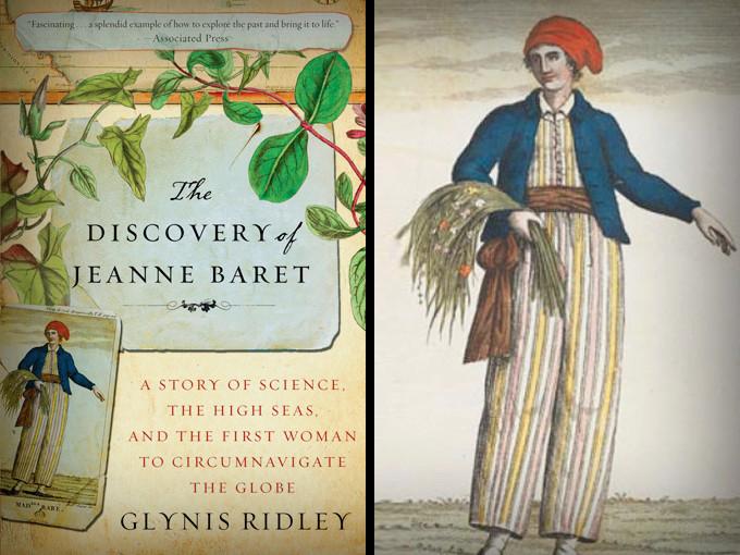 Jeanne Barret, botaniste et exploratrice Www127