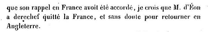 Charles d'Éon de Beaumont, dit le chevalier d'Éon - Page 3 Www76