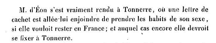 Charles d'Éon de Beaumont, dit le chevalier d'Éon - Page 3 Www78