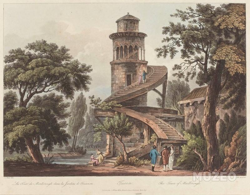 La Tour de Marlborough du Petit Trianon Www84