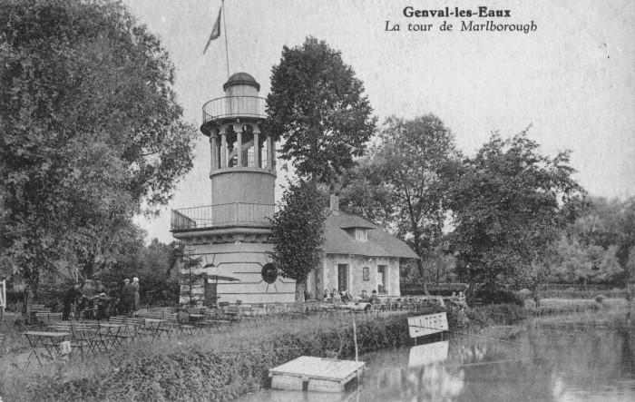 Le Hameau de la Reine, à Genval les Eaux Www85