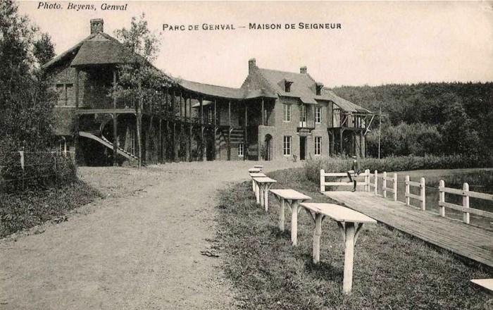 Le Hameau de la Reine, à Genval les Eaux Www88