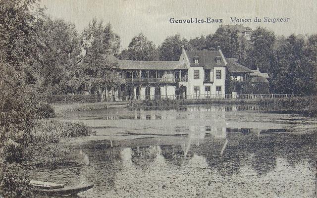 Le Hameau de la Reine, à Genval les Eaux Www92