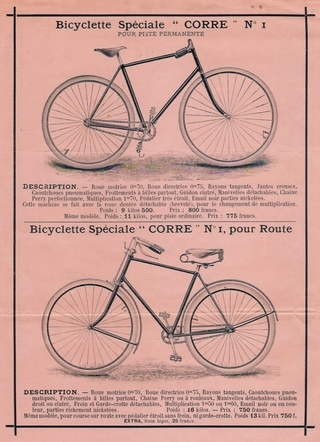 Jean-Marie CORRE....un peu d'histoire résumée Corre211