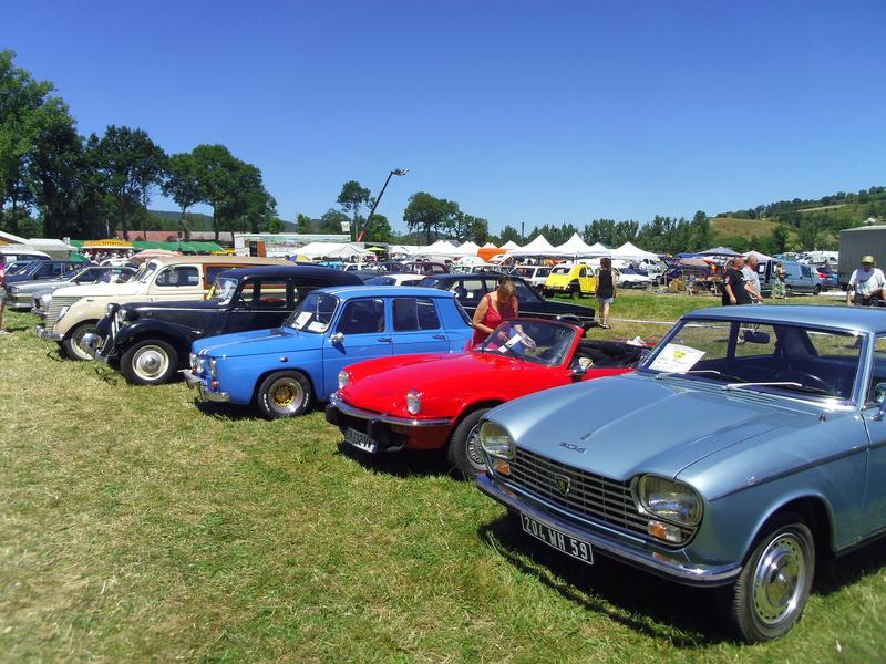 43 St VINCENT: 16ème Festival des vieilles mécaniques 2016 (Haute Loire) - Page 4 Imgp5723