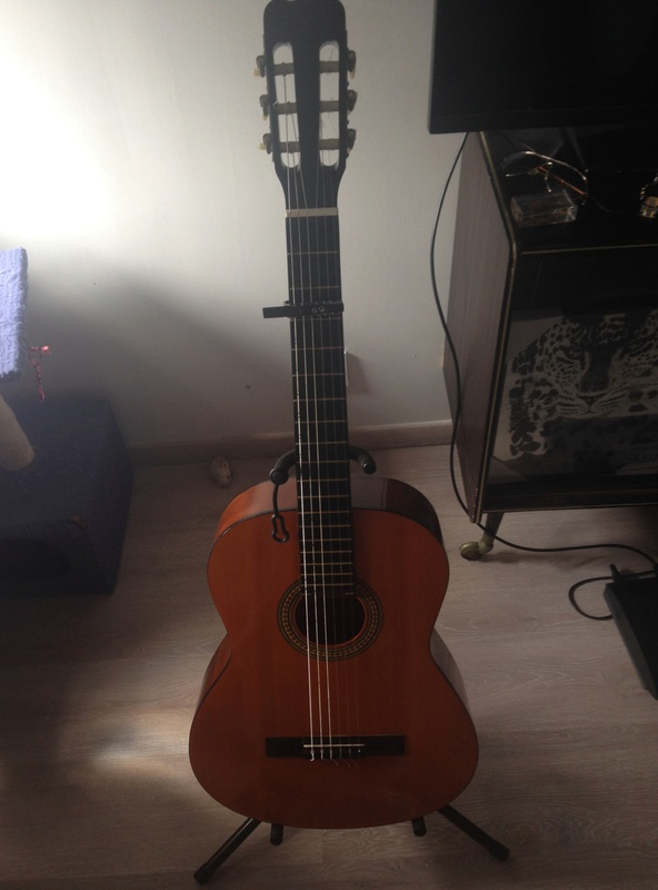 Guitare san Diego model k1 Image16