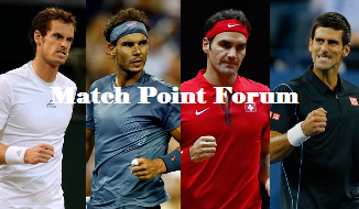 MATCH POINT FORUM