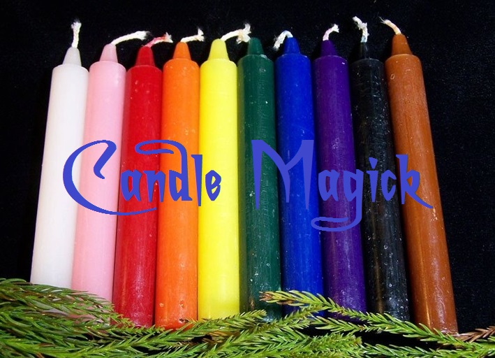 Candle Colors and their Meanings Candle10