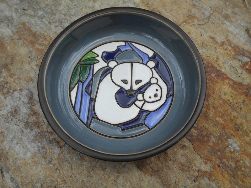 Who made this interesting bowl? Bowl11