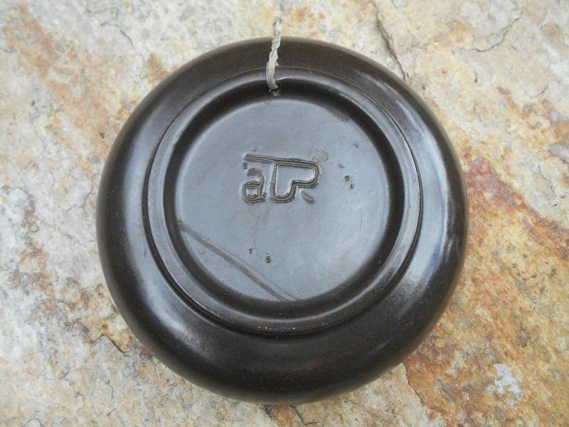 Who made this interesting bowl? Bowl_b12