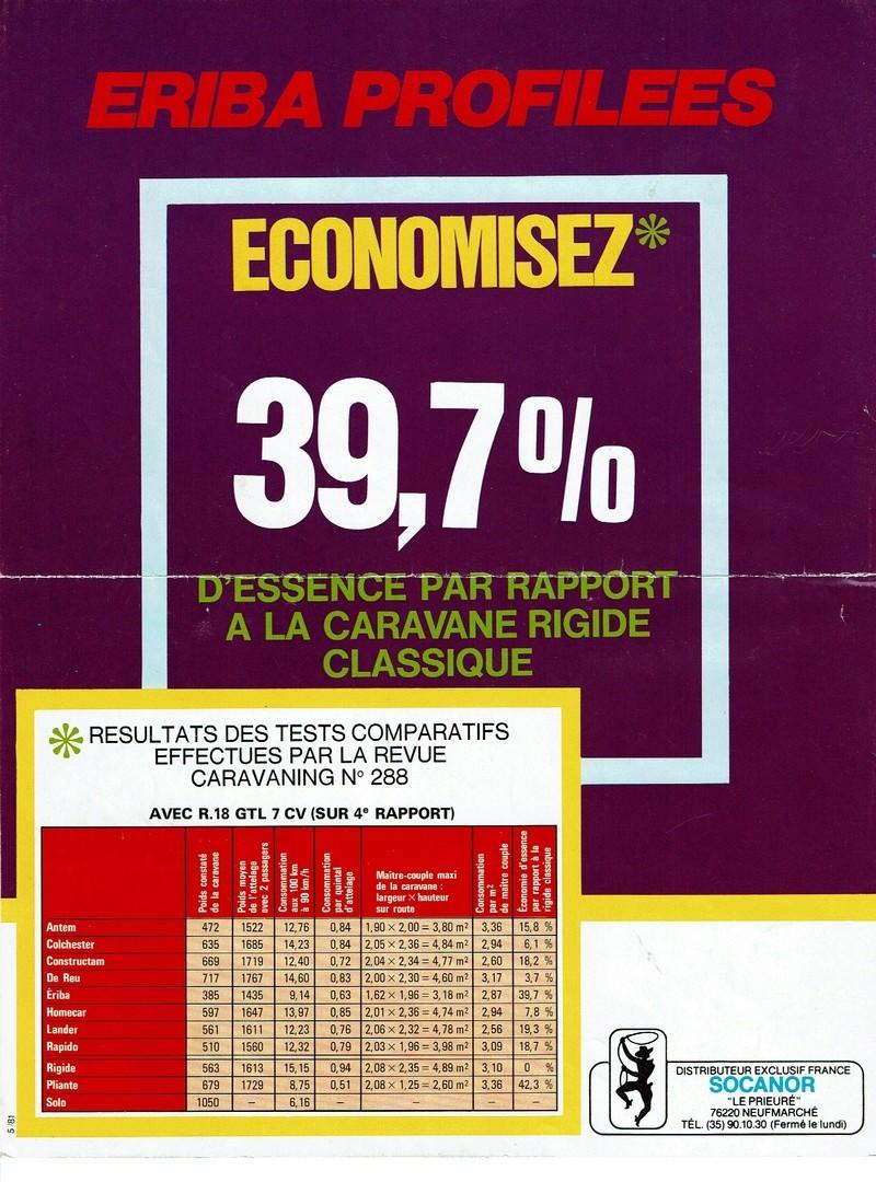 Revue CARAVANING Juin 1982 288-4110