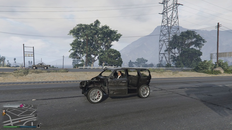 When your driving game in GTA needs some serious work. 20160710