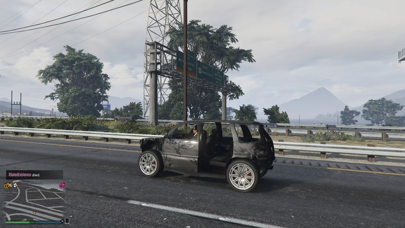 When your driving game in GTA needs some serious work. 20160711