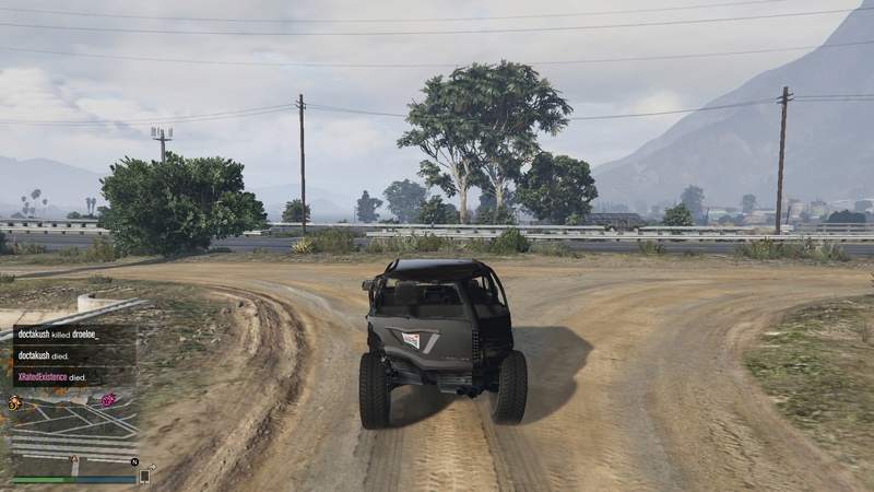 When your driving game in GTA needs some serious work. 20160712