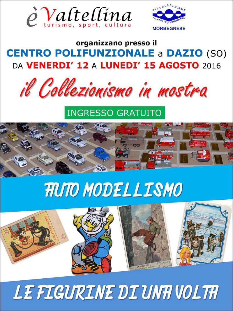 Eventi a Dazio in Valtellina  Collez12