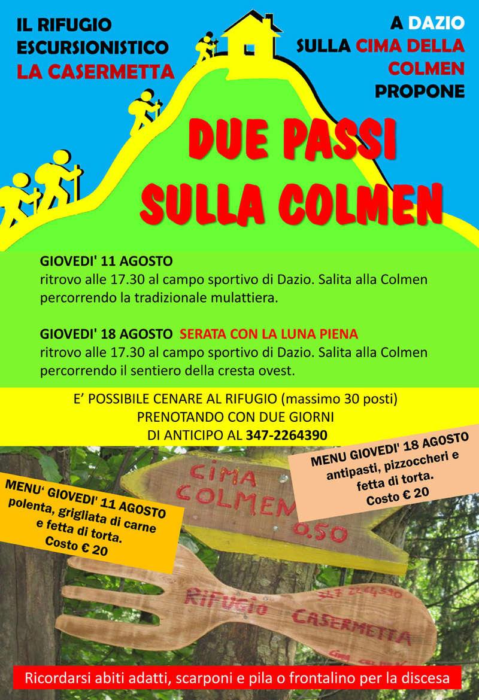 Eventi a Dazio in Valtellina  Due_pa11