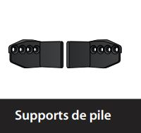 [ERBE]: Reference des supports de pile Suppor10