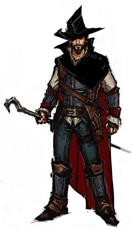 Maestro Uidhir - The Wizard of Weathersky Isle Wizard10