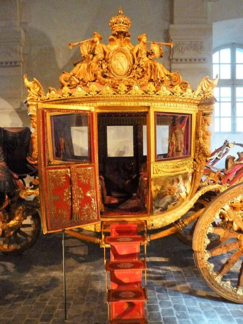 Enfin !   Réouverture de la Galerie des Carrosses à Versailles 310