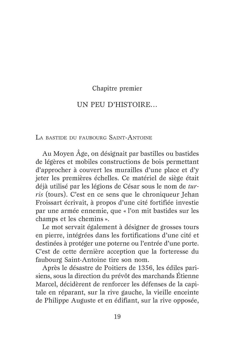 La Bastille, mystères et secrets d'une prison d'état. De Jean-Christian Petitfils 817fuc10