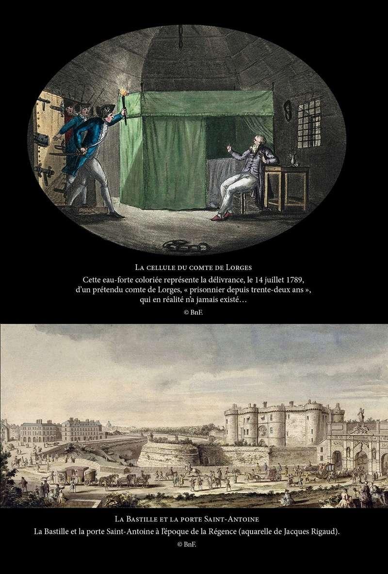 La Bastille, mystères et secrets d'une prison d'état. De Jean-Christian Petitfils 91-zk510