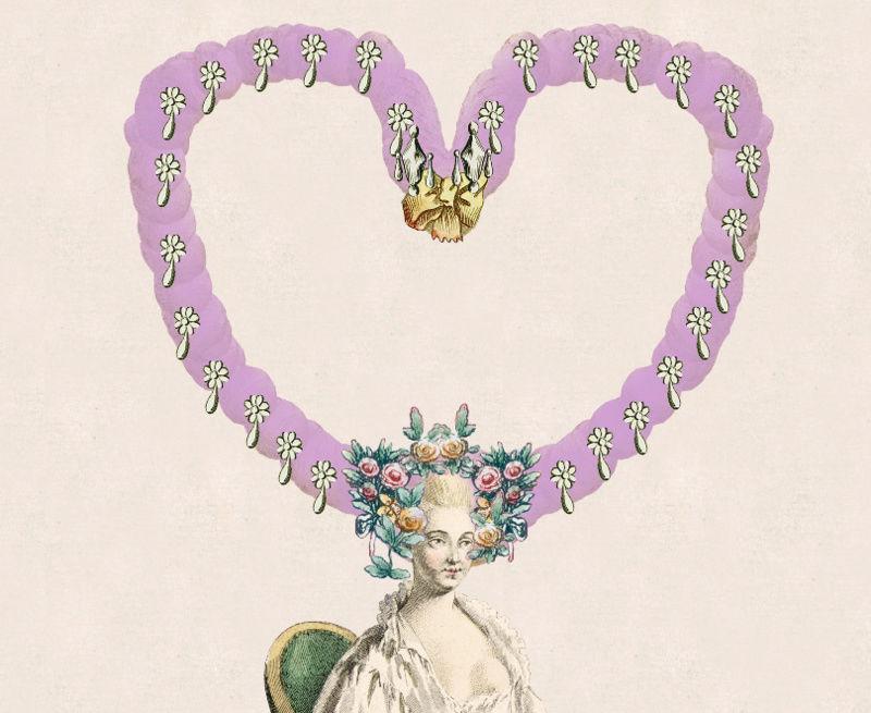 Amusement : Création d'une perruque à la mode du XVIIIè siècle - Page 3 Captur11