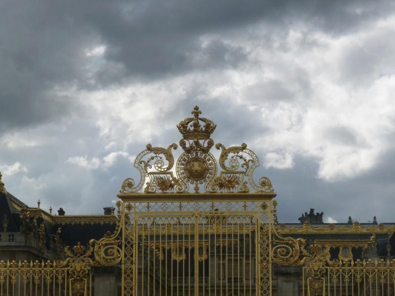 La grille du château P1140536