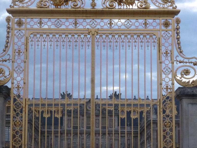 La grille du château P1140741