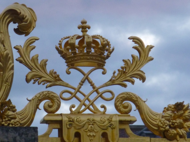 La grille du château P1140743