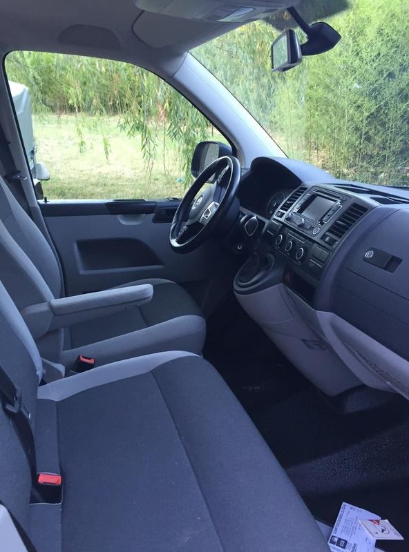 Modification siège confort conducteur en passager ou échange banquette Image19