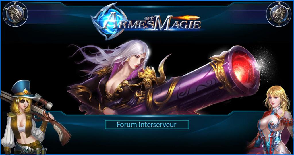 Armes & Magie Inter-Serveur