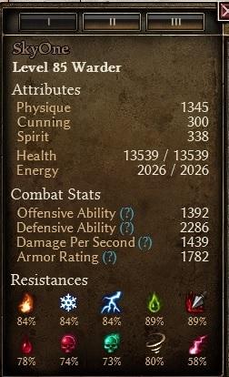Warder - Retaliation Resist10