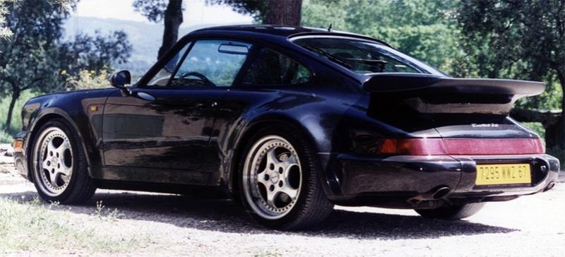 3,6 Turbo type 965 1995 Porsch10
