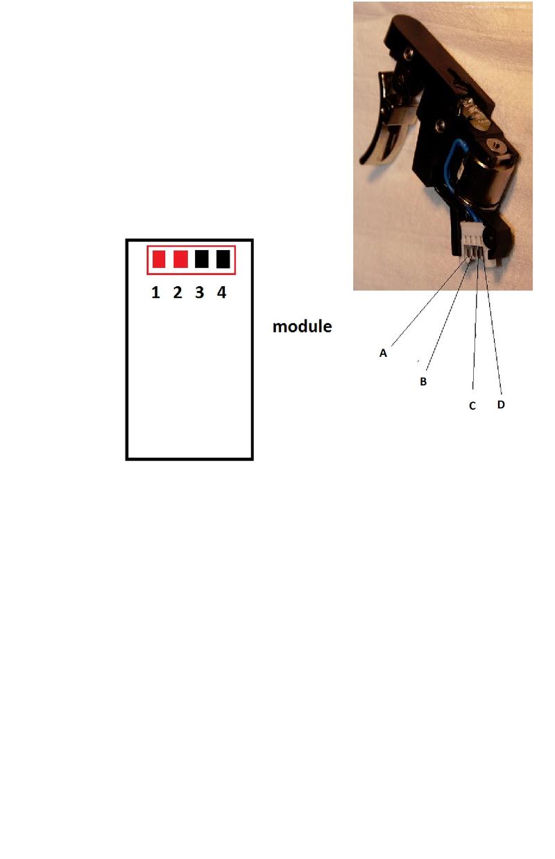Problème détente électronique Steyr lp10e Trig210