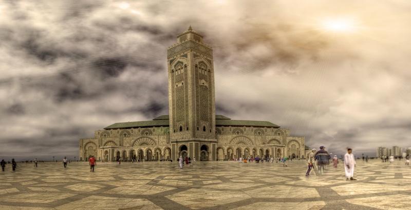 Grande Mosquée Hassan II Casablanca Nouvea13